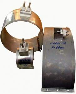 Кольцевые нагревательные элементы со слюдяной изоляцией ТЭНк