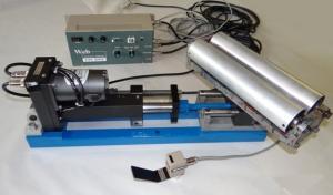 СИСТЕМА с DC серво-двигателем перемещения, модель EPC – 63S
