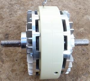 МУФТА магнитная порошковая с двойным валом