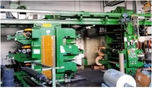 Стековая флексо печатная машина TCM Flexo 1600
